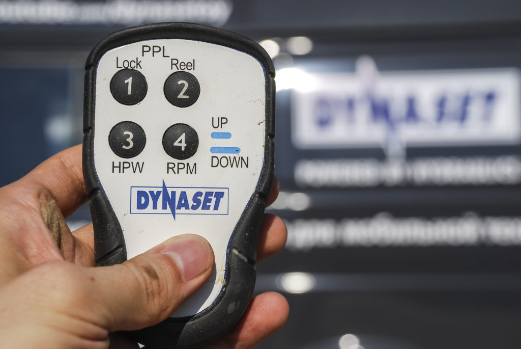 Dynaset Service Vehicle Gaz Russia remote control