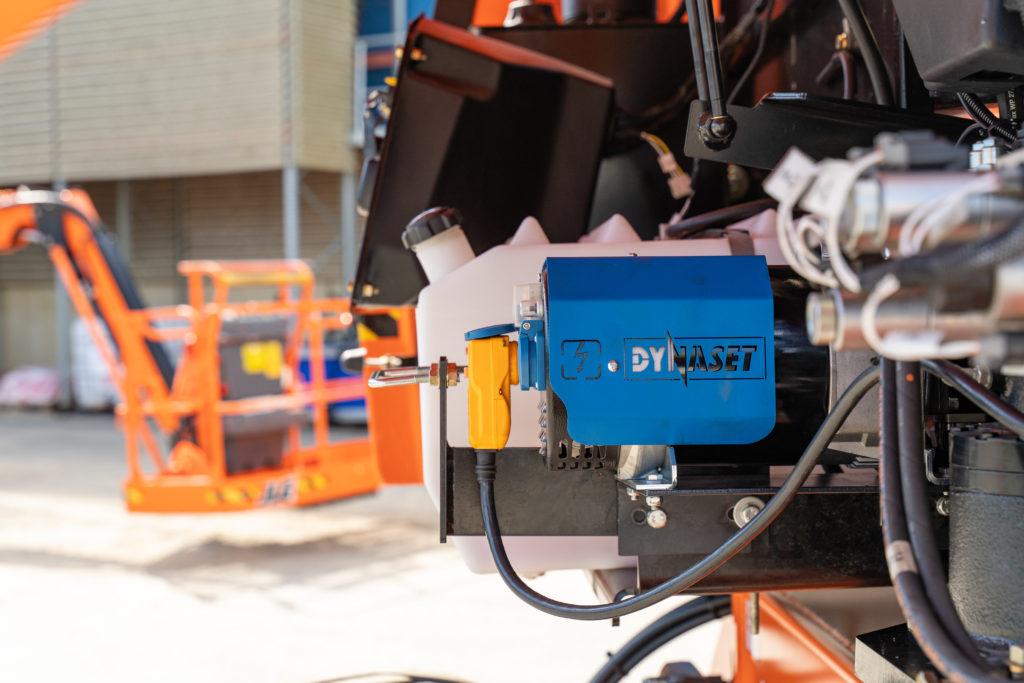 Hydraulikgenerator HG35 JLG 660sj Ylöjarvi 2020